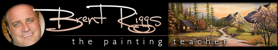 The Painting Teacher - Brent Riggs